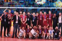 Новоуренгойский «Факел» - бронзовый призер клубного чемпионата мира