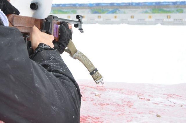 В Тюмени проходит Кубок России по лыжным гонкам и биатлону среди слепых