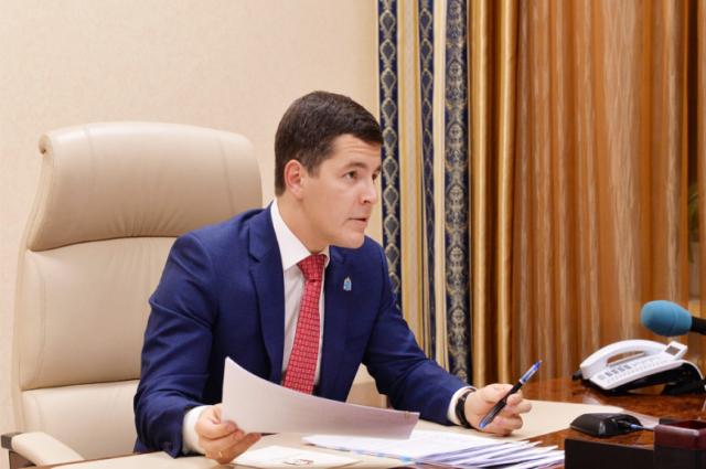 Ямальцы смогут увидеть трансляцию ежегодного послания губернатора онлайн