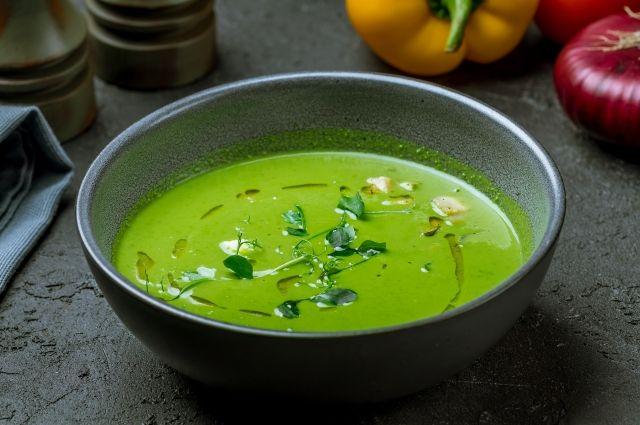 Как похудеть на супе?