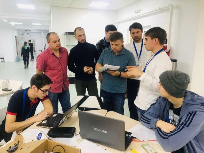 Smart City & IoT Хакатон в Тюмени, 2018.