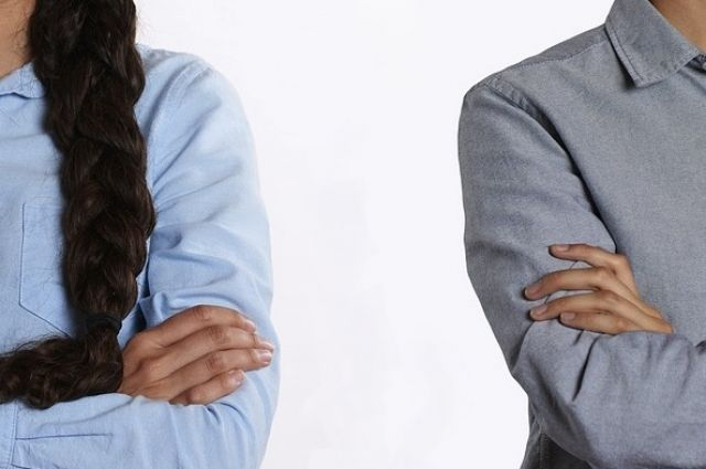 Ссора не должна заканчиваться взаимной обидой.