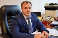 Заместитель главы Екатеринбурга по вопросам организации управления Игорь Сутягин.