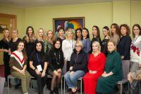 Лина Арифулина поделилась опытом с тюменскими предпринимателями
