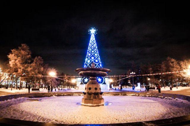 Открывать ёлки 23 декабря начнут и в других любимых местах отдыха иркутян.