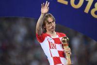Лука Модрич назван лучшим футболистом мира