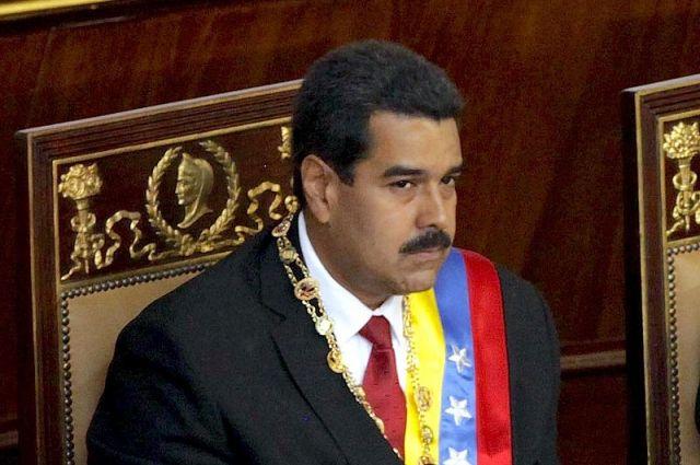 Путин и Мадуро обсудят совместные проекты России и Венесуэлы