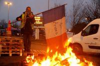 «Оранжевая революция» докатилась до Парижа?
