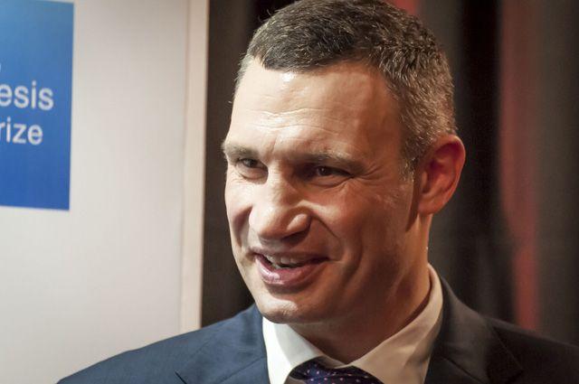 Виталий Кличко.