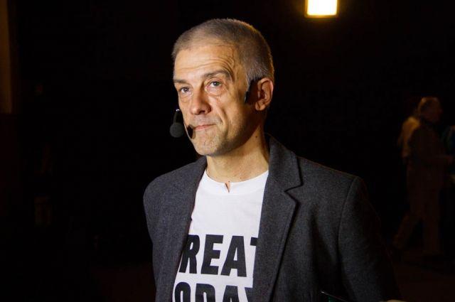 Эдуард Бояков в 2009 году стал арт-директором открывшегося в Перми театра «Сцена-Молот».
