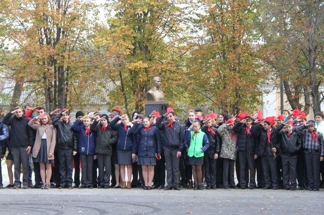 Праздник в с. Труновском был ярким, торжественным и интересным.