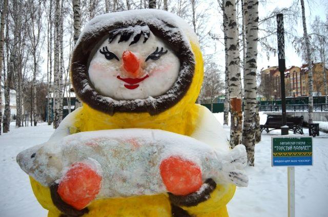 Тюменцы определят лучших снеговиков в пяти номинация