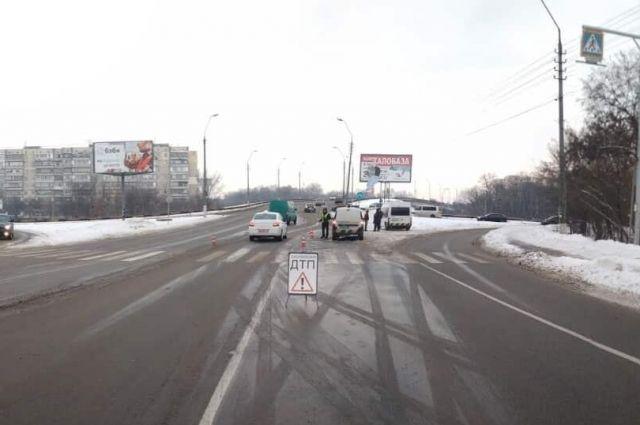 В Киевской области за сутки произошло три смертельных ДТП