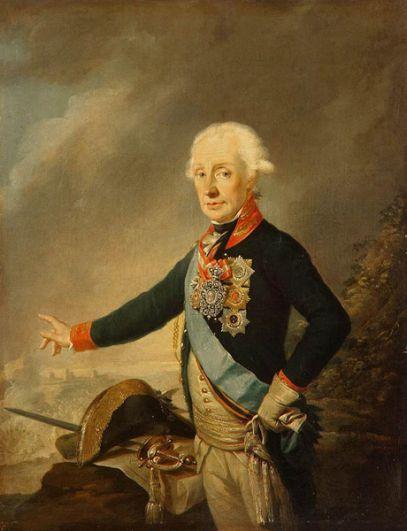 Ставрополь — полководец Александр Суворов.