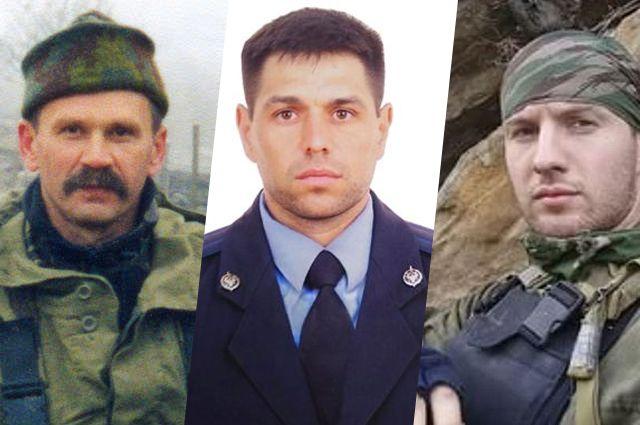 Вячеслав Бочаров, Игорь Марьенков, Алексей Ситников.