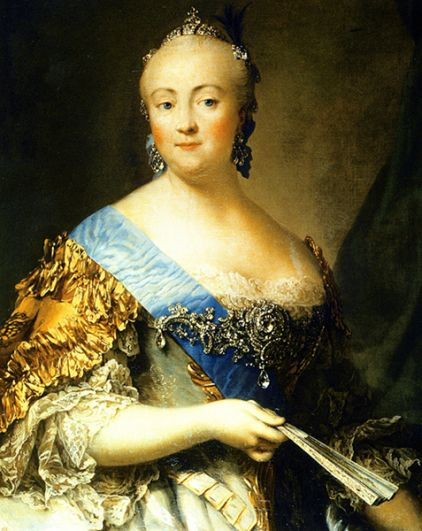 Калининград — императрица Елизавета Петровна.
