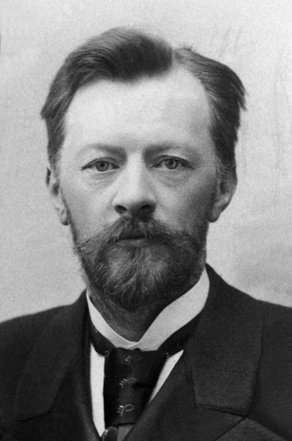 Белгород — инженер Владимир Шухов.