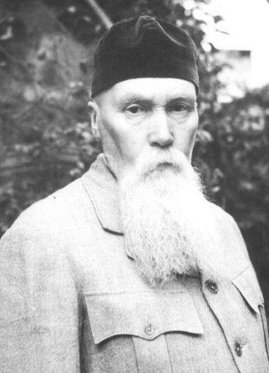 Горно-Алтайск — художник Николай Рерих.