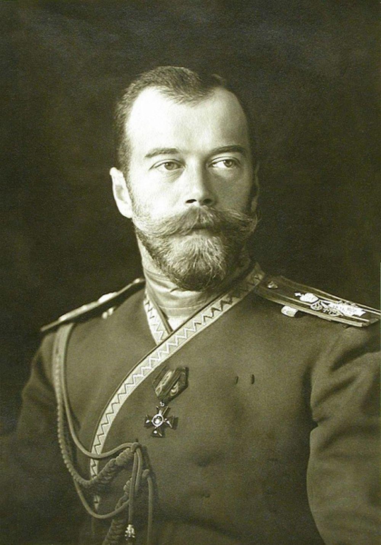 Мурманск — император Николай II.