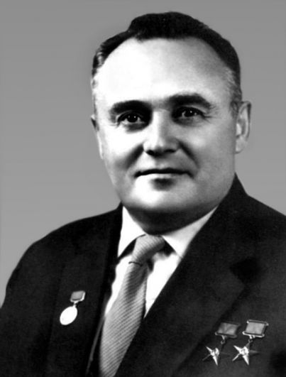 Самара — ученый Сергей Королёв.