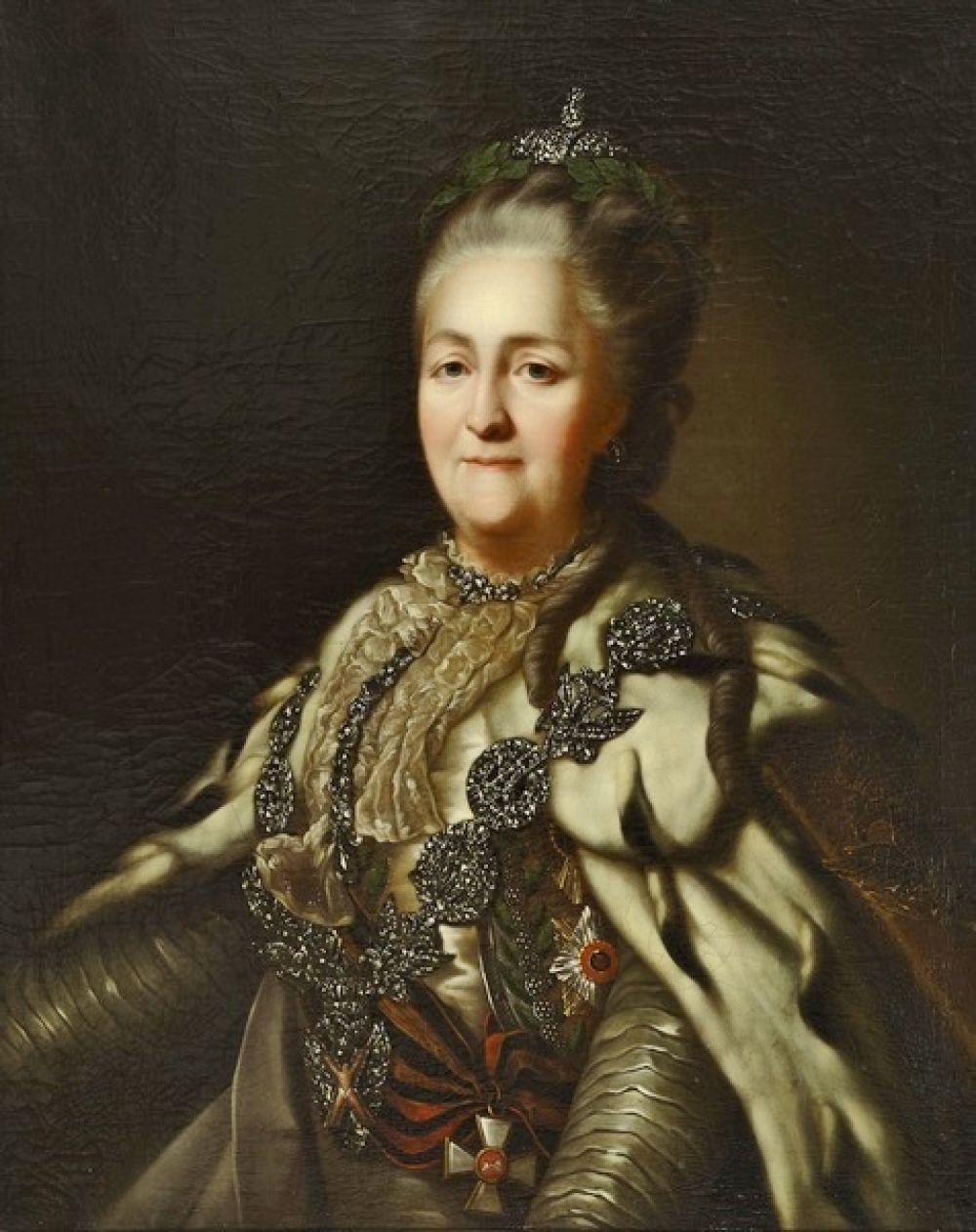 Краснодар — императрица Екатерина II Великая.