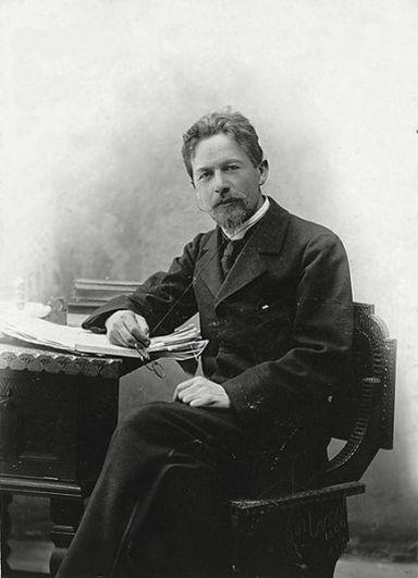 Южно-Сахалинск — писатель Антон Чехов.
