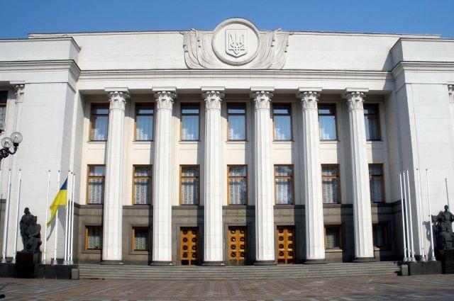 В Киеве сообщили о минировании Верховной Рады