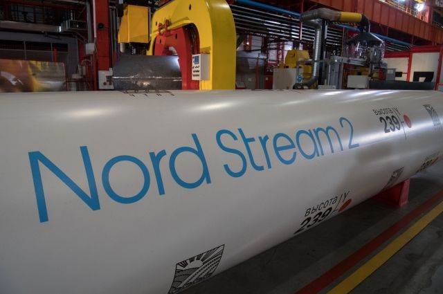 Госдеп США призвал Евросоюз отказаться от «Северного потока – 2»