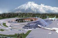 Проект нового аэровокзала в Елизове