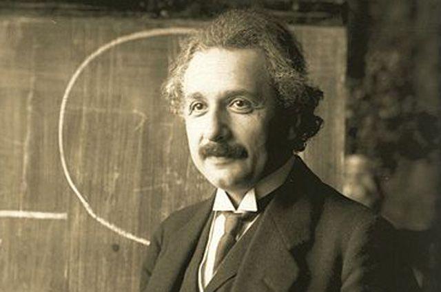 Письмо Эйнштейна о Боге продали на аукционе за $2,9 млн