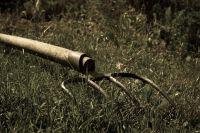 В Аромашево сосед угрожал селянину вилами и топором
