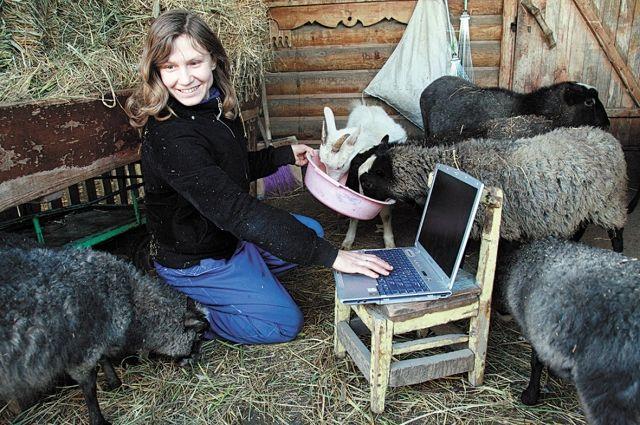 Зарегистрированное крестьянско-фермерское хозяйство может получить грант на развитие производства.