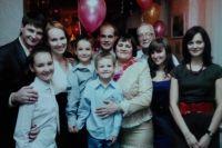 Галина - мать четырех детей и бабушка пяти внуков.