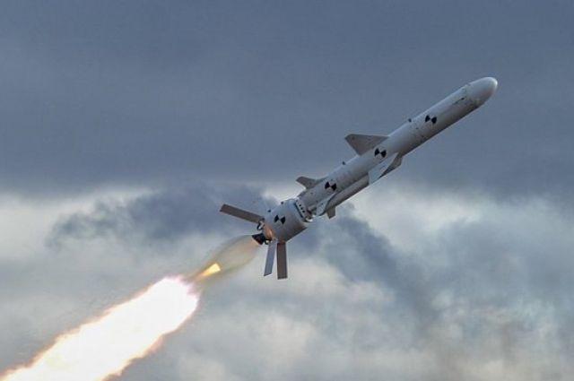 В Украине прошли испытания противокорабельной ракеты «Нептун»