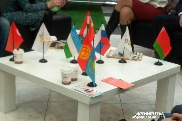 В Оренбурге открылся экономический форум «Оренбуржье – сердце Евразии»