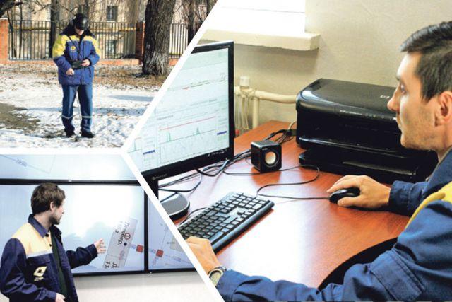 Сегодня на службе у энергетиков новейшие технологии по содержанию сетей.