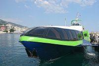 Новейшее пассажирское судно «Комета 120М».