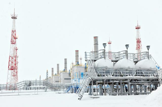 На Ямале запустили третий газовый промысел Бованенковского месторождения