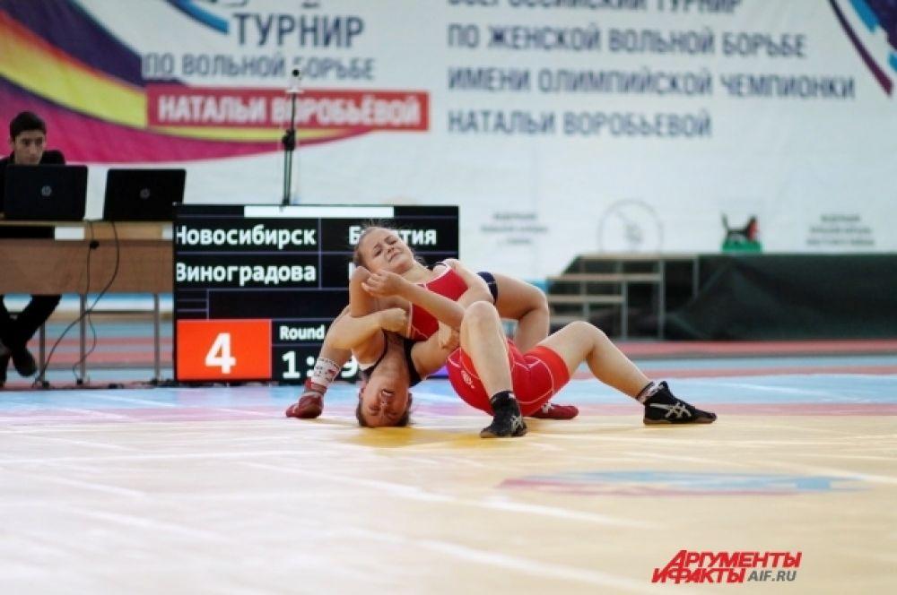 Участие в соревнованиях приняли около 200 спортсменок из различных регионов России, а также Монголии.