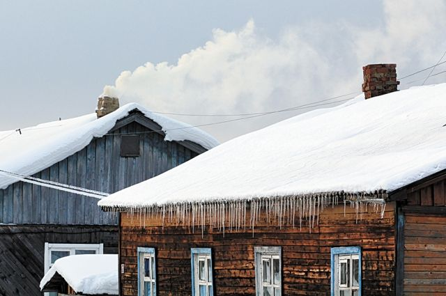 В Сыктывкаре жители домов рискуют замёрзнуть в собственных домах.