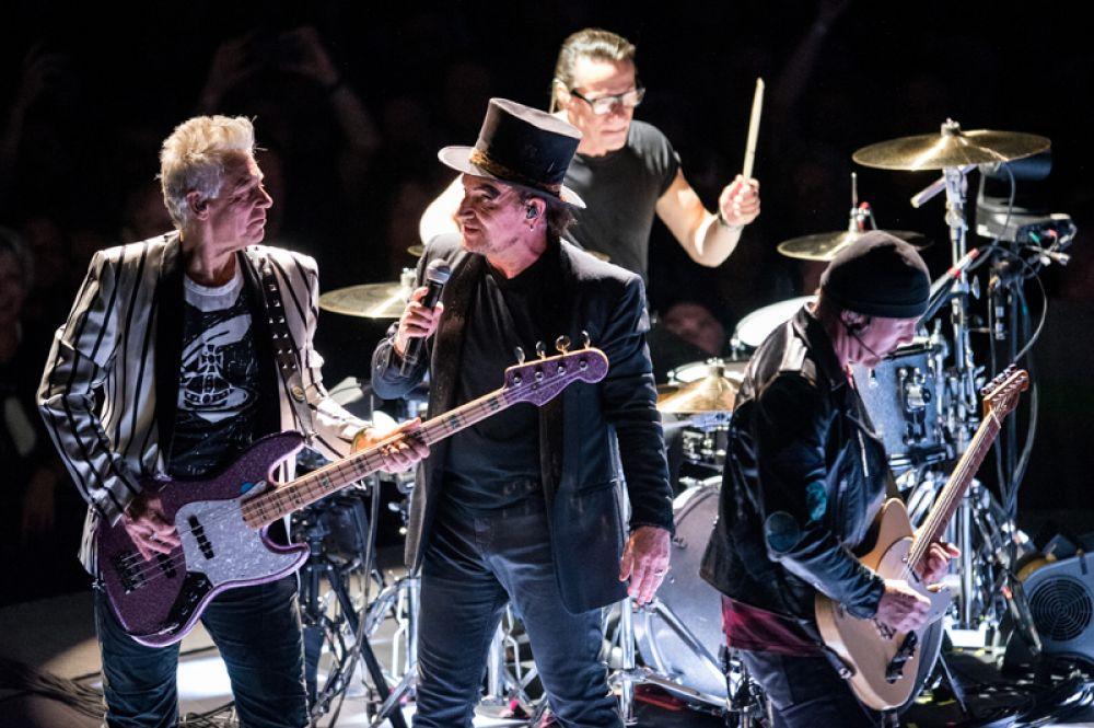 Лидером рейтинга стала ирландская группа U2, заработавшая в этом году $ 316 млн благодаря мировому турне Joshua Tree.