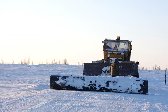 Зимник «Уренгой – Красноселькуп» откроется с 00:00 часов 7 декабря