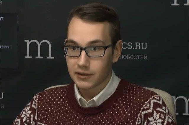 Павел Савчук.