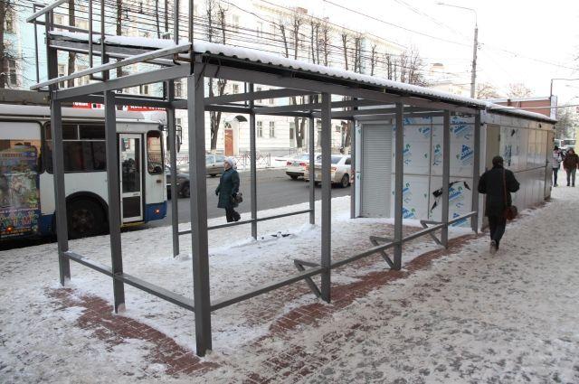 На ул. Монтажников появится новая автобусная остановка