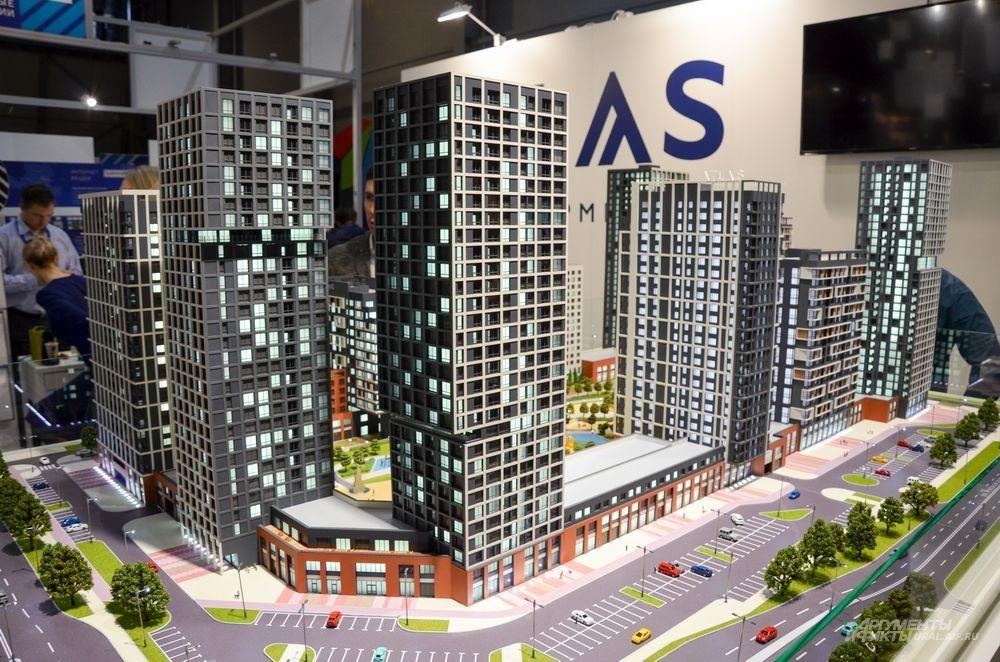 ЖК «I-Tower» в районе ЦПкИО – 32-этажные инновационные башни комфорт-класса.