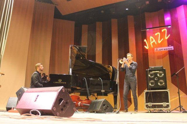 Тюменцев приглашают на джазовый концерт
