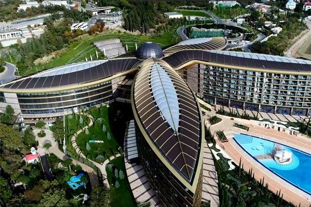 Mriya Resort & SPA.
