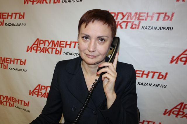 Замминистра труда, занятости и соцзащиты Татарстана Наталья Бутаева ответила на вопросы читателей.