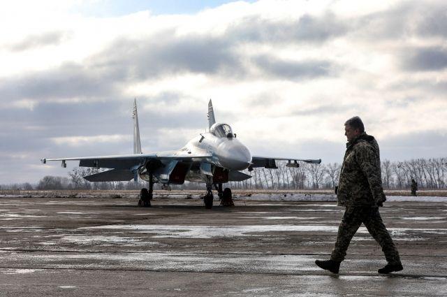 США провели внеплановый полет над территорией Украины