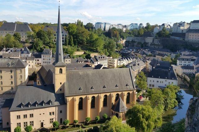 Весь общественный транспорт Люксембурга решили сделать бесплатным